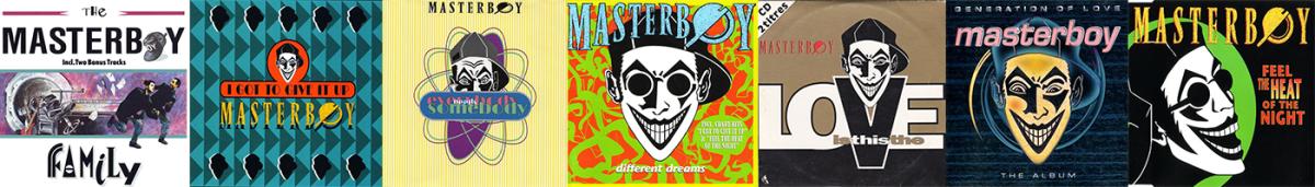 MasterBoy Biografia + CD.