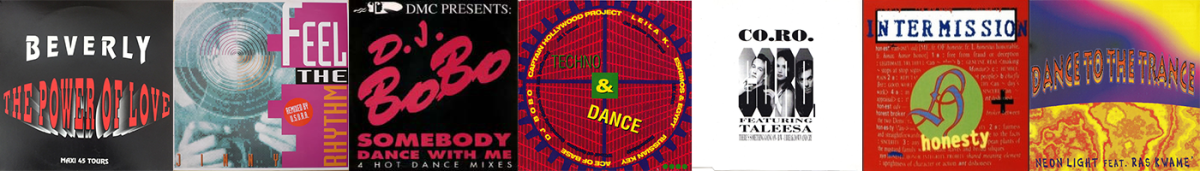 CD - Techno & Dance 4